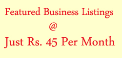 Your Business Logo in Trivandrum Business Directory Website